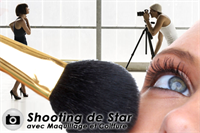 Picture of Shooting de STAR - Maquillage & Coiffure