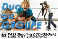 Picture of PASS - Shooting de STAR DUO ou GROUPE